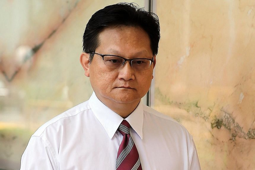 Dr Chia Kok Hoong says he had given Madam Rathanamalah Shunmugam adequate advice on the risks of endovenous laser therapy, which include potential nerve injury.