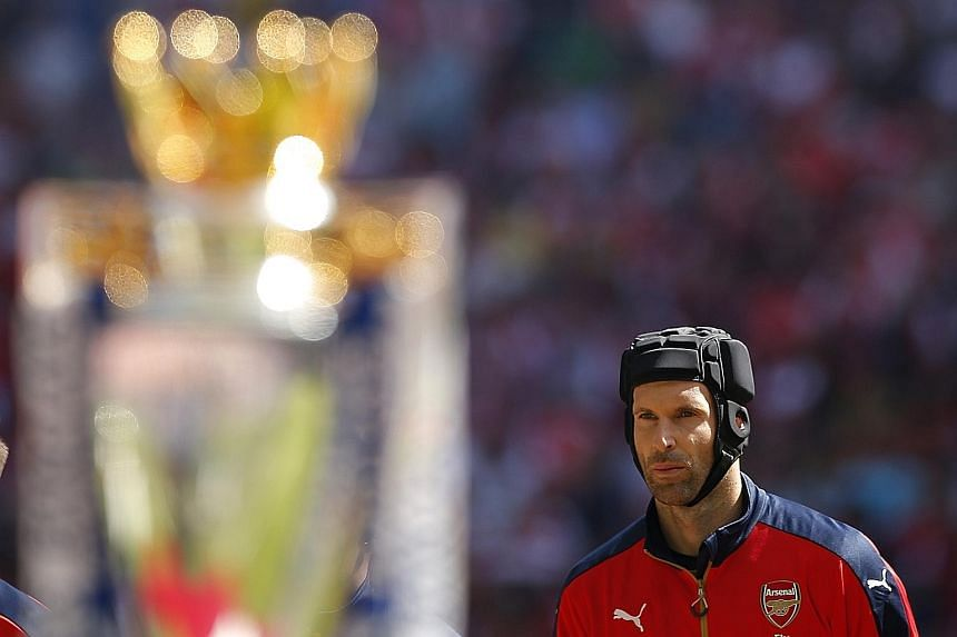 Petr Cech, who faced his former club Chelsea in the Community Shield match, will bring a much-desired presence and experience to the Arsenal backline. The goalkeeper knows what it takes to be a champion, with a trove of winners' medals from his Stamf