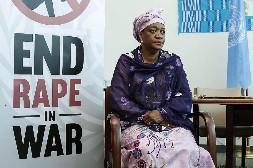 Ms Zainab Bangura says Isis is unlike other insurgent groups and challenges all known models of fighting them.
