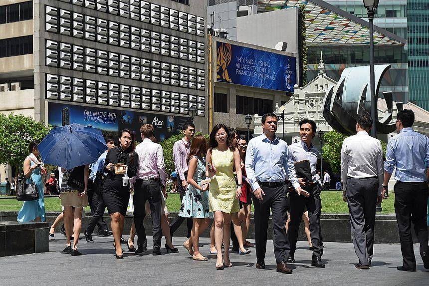 Strengthening the Singaporean core of the workforce will be a key tenet of sustainable long-term growth, Second Minister for Trade and Industry S. Iswaran said yesterday.