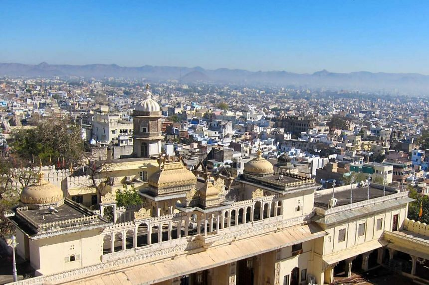 The Centre of Excellence for Tourism Training will be set up in Udaipur, a popular destination nicknamed Venice of the East.