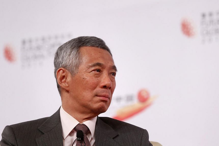 PM Lee Hsien Loong said he is keeping a close eye on Singapore's water stocks, as Malaysia's Linggiu Reservoir reaches a record low.