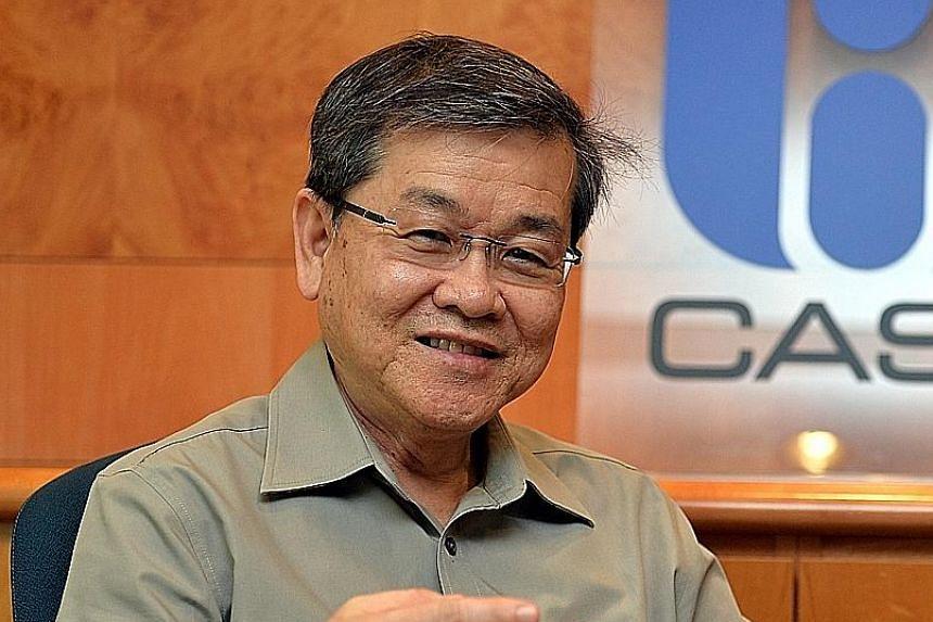 Mr Seah Seng Choon