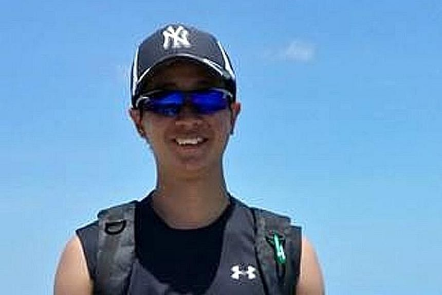 Mr Timothy Kok was found dead in the waters off Salerno, in Italy's picturesque Amalfi Coast.