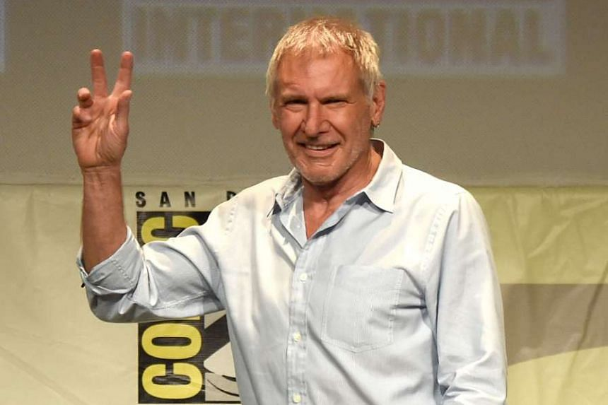 Actor Harrison Ford does not recall the moments before crashing his vintage plane onto a Los Angeles-area golf course in March.