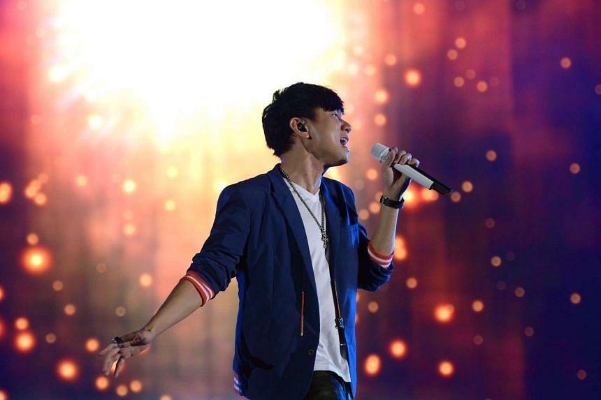 The star-studded concert will include Mandopop artist JJ Lin.