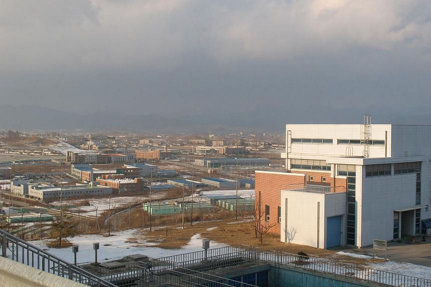 North Korea turning back its clocks by 30 minutes poses challenges between North and South at the jointly run Kaesong industrial complex (above).