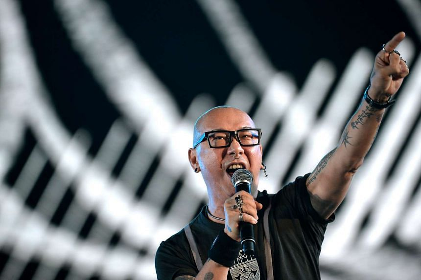 Sing50, a mega concert celebrating 50 years of Singapore Music at the National Stadium on Aug 7, 2015.