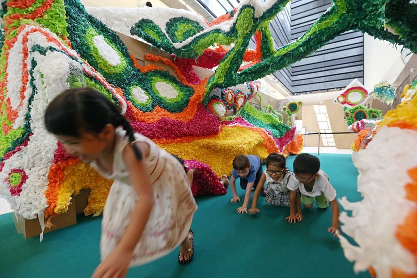 Children's Season at the National Museum of Singapore