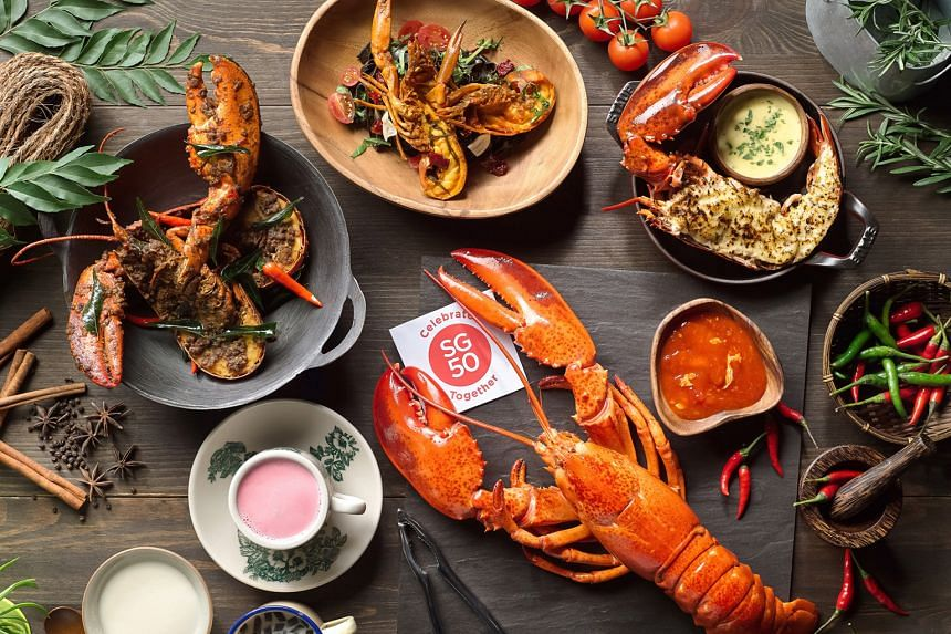 Lime Restaurant's Lobsterfest dinner promotion will run every Wednesday until the end of the year.