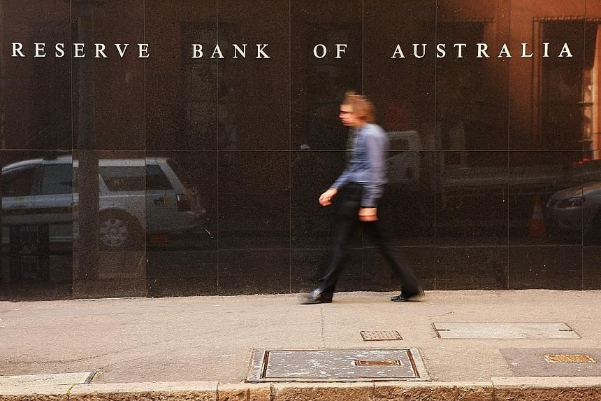 The Reserve Bank of Australia says it sees signs of improvement including in the labour market and the non-mining sector.