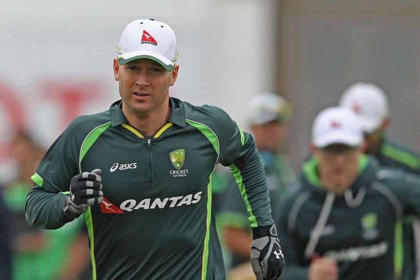 Australia captain Michael Clarke during the fourth Ashes cricket Test match between England and Australia on Aug 7, 2015.