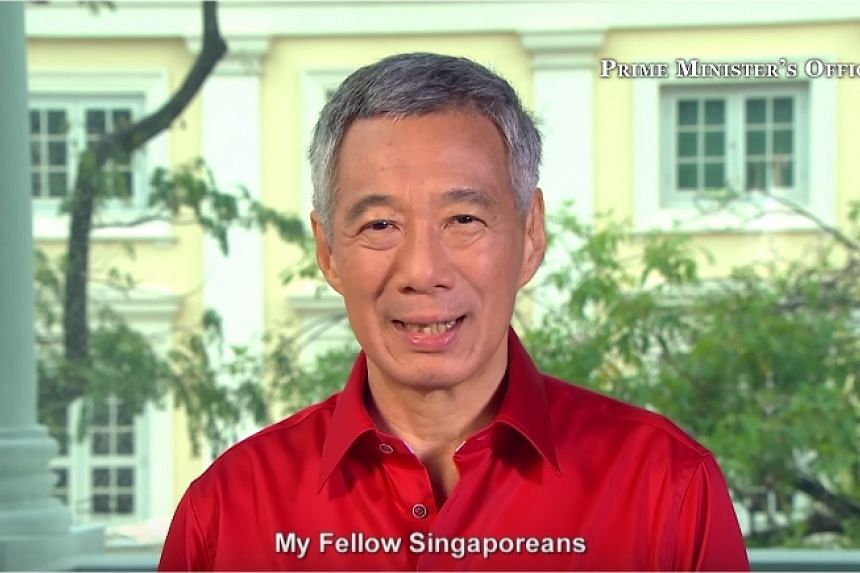 Mr Lee reflected on the improbable and thrilling journey from Third World to First in his National Day Message.