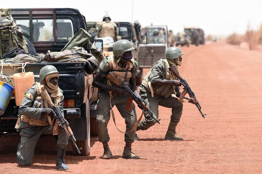 """A senior source in the Malian army said the final toll had yet to be confirmed and would """"probably"""" be higher."""