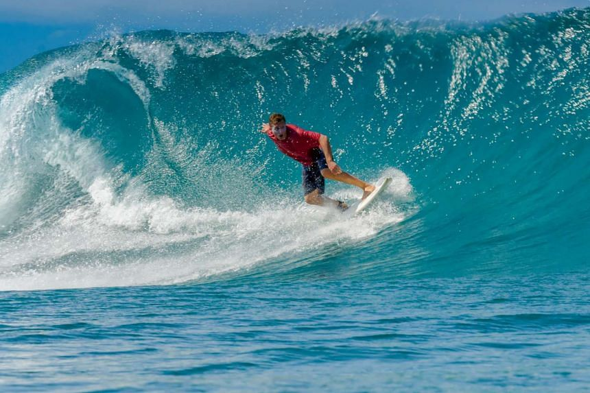 Sumba is renowned for its surf and Occy's Left, a rare left-hand barrel wave on its western coast.