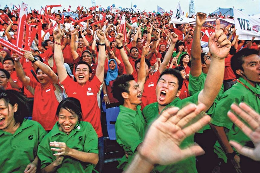 There was much rejoicing when it was announced that Singapore had won the bid for the first Youth Olympic Games.