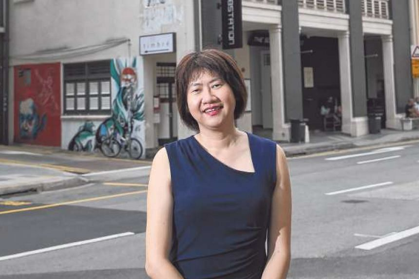 The Substation was opened in September 1990. It gave artists a crucial platform where they could exchange and explore new ideas, says its former co-artistic director Audrey Wong (above).