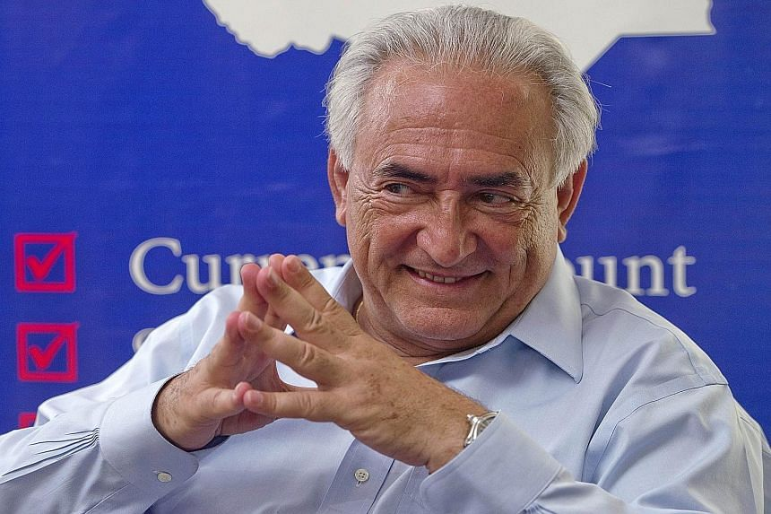 If recent opinion polls in France are to be believed, almost half of the French public believe Mr Dominique Strauss-Kahn, or DSK as he likes to be called, would make a fine future president, sex scandals notwithstanding.