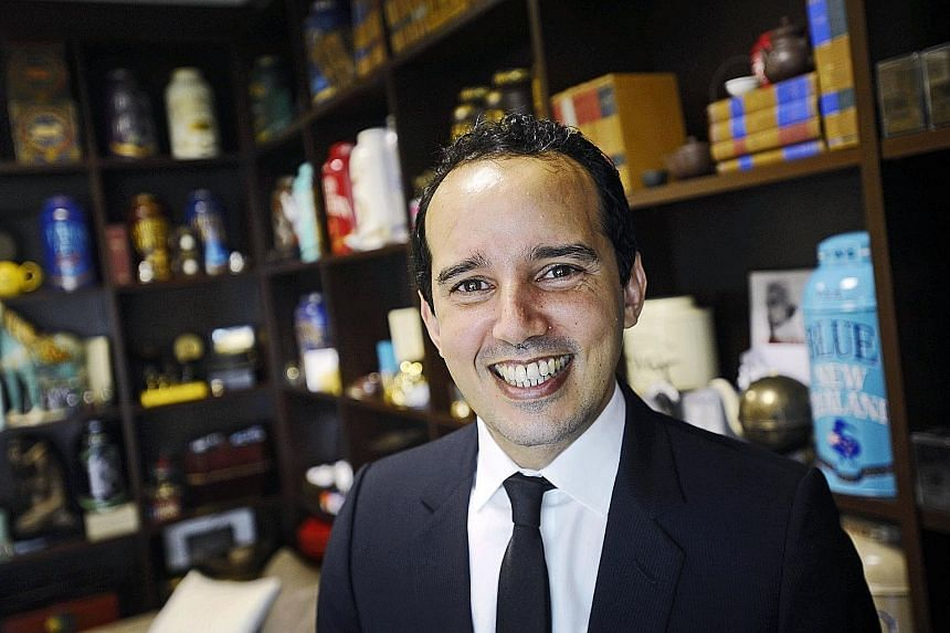 Mr Taha Bouqdib has been awarded the Moroccan Order of National Recompense for his efforts in setting up TWG Tea, a luxury brand known for its fine teas and salons. Its products are distributed to 40 countries.