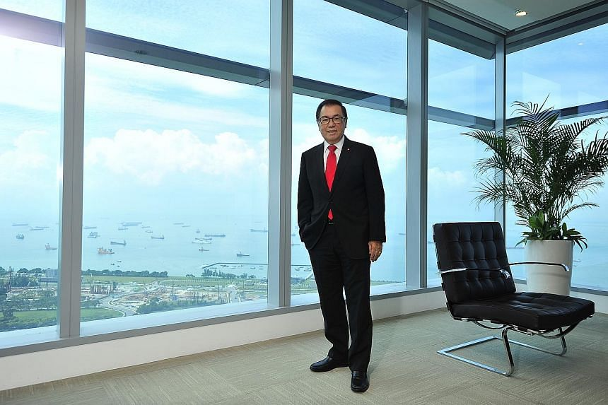 While DBS has been ranked among the world's top 50 banks, what gives chairman Peter Seah, who took on the post in 2010, most satisfaction is the bank's transformation into a company with more of a heart.