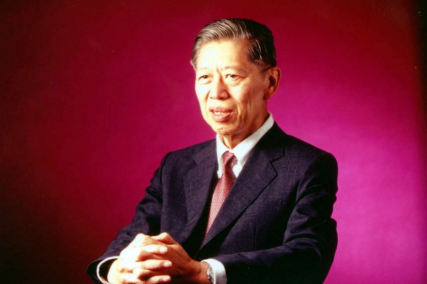 Former OCBC chairman Lee Seng Wee died last Friday aged 85.