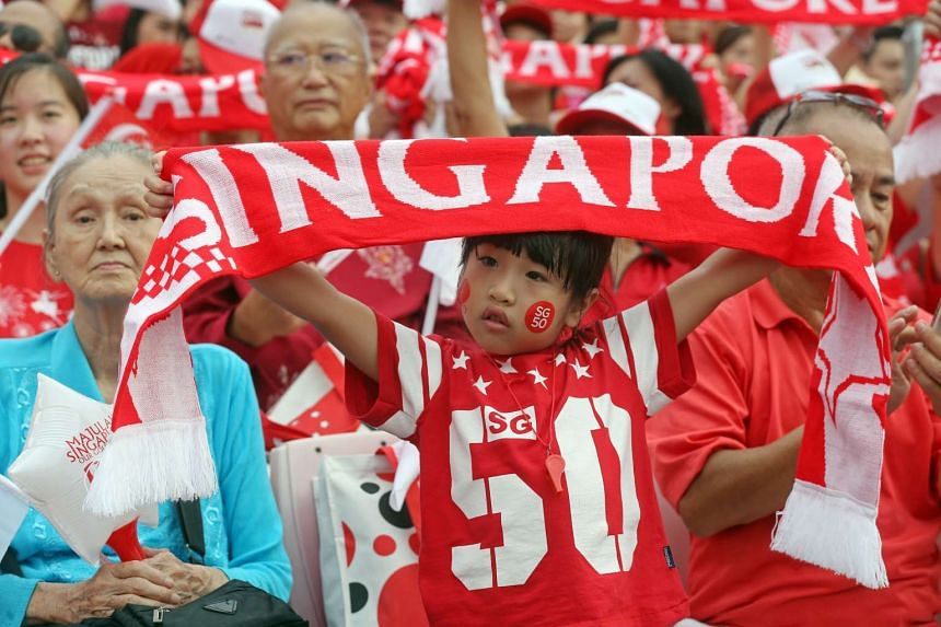 Young Singaporeans have known nothing but peace and prosperity and, yet, are also keenly aware they stand at what could be a cliff's edge, the writer says.