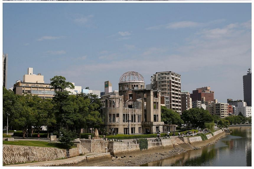 Today, the Atomic Bomb Dome in Hiroshima is a shrine to peace. Nagasaki, which was bombed three days later, lost more than 74,000 lives.