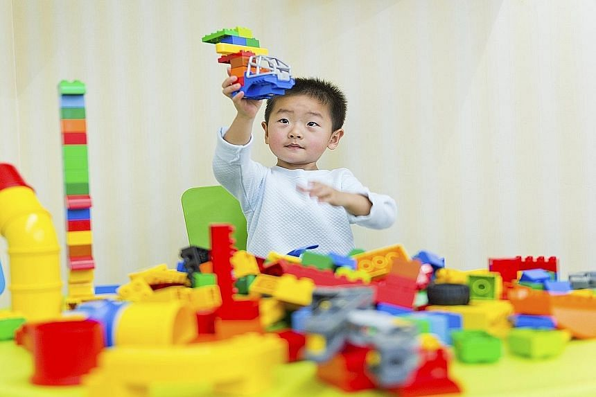 Parents should set up a designated play area for their children which is safe, clutter-free and sanitised regularly. Furniture with sharp edges should also be removed or padded.