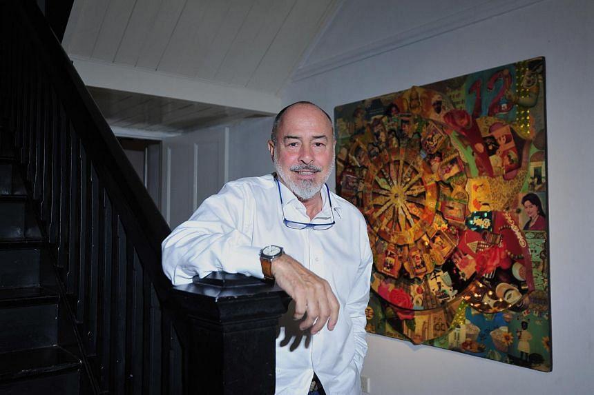 Argentinian architect Ernesto Bedmar.