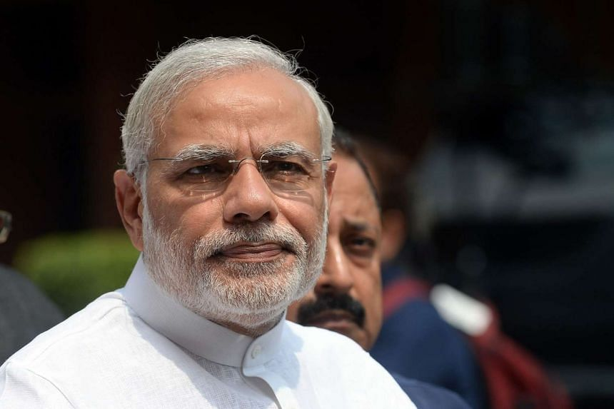 Modi is expected to kick off his two-day visit on Sunday in Abu Dhabi.