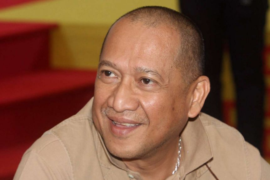 """Nazri added that it was more """"transparent"""" to channel the funds into Najib's personal account."""