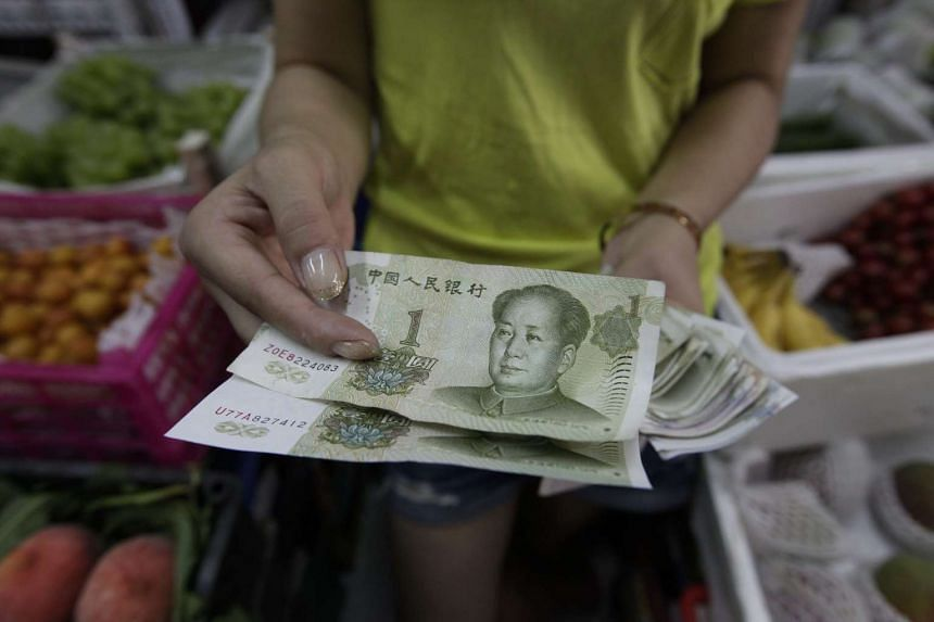 The yuan has sunk to the lowest trading price in a decade after China's central bank devalued the currency on Aug 11, to aid a slowing economy.