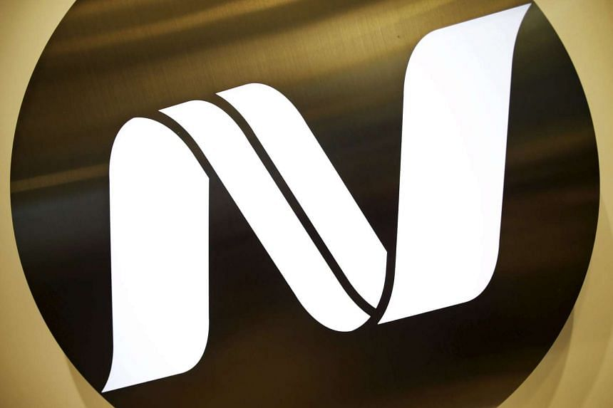 Noble shares were the most heavily traded with 128 million shares having changed hands.