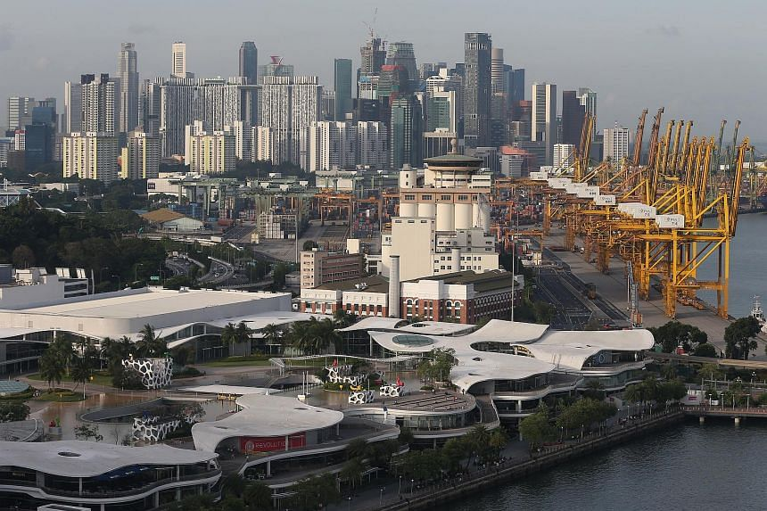 Singapore's non-oil domestic exports grew 2.1 per cent in the second quarter of this year, much lower than the 4.8 per cent growth in the first quarter.