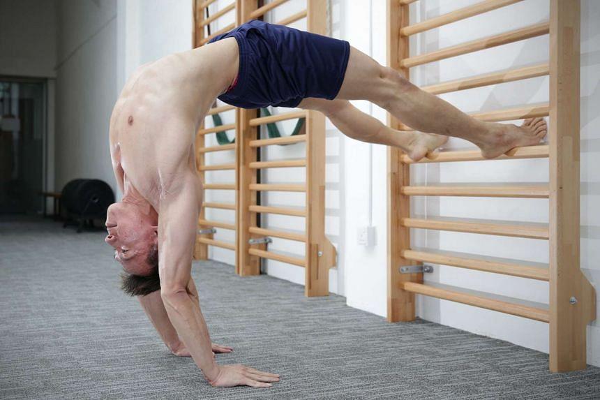 Leg strength series