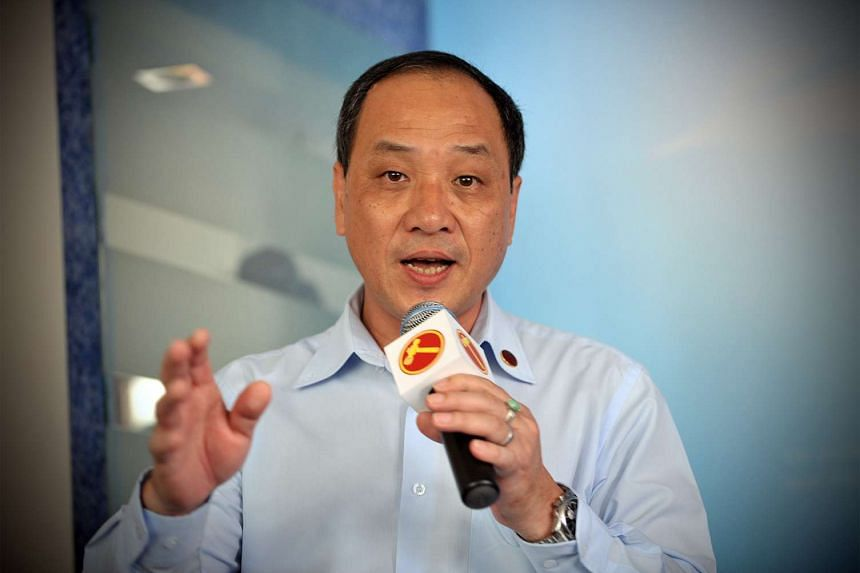 Low Thia Khiang, secretary-general of the Workers' Party.