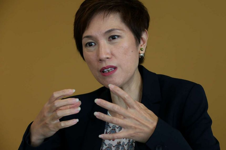 Senior Minister of State (Transport and Finance) Josephine Teo