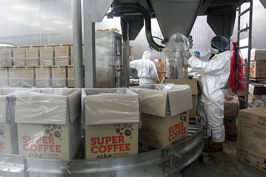 Sales have dipped for Super's branded consumer product segment as well as its food ingredient segment.