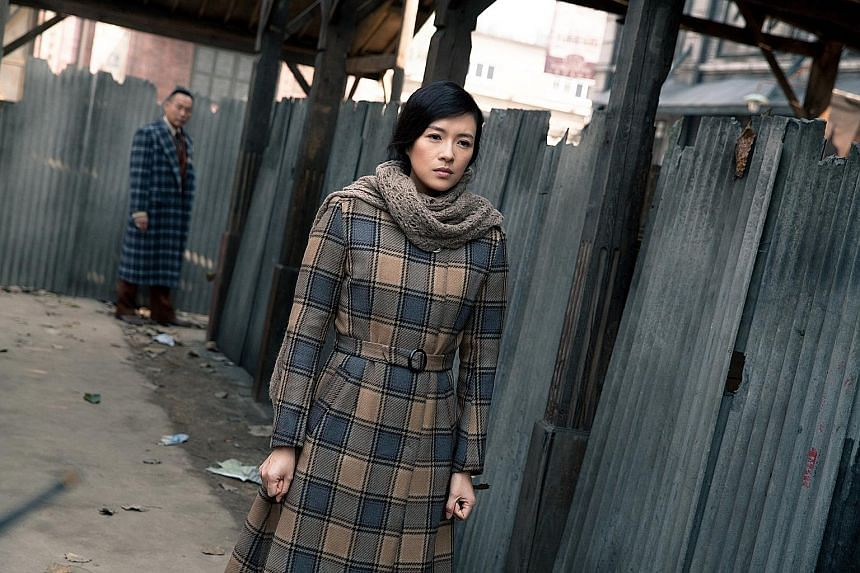 Zhang Ziyi (left) plays Yu Zhen, a village girl who becomes a prostitute.