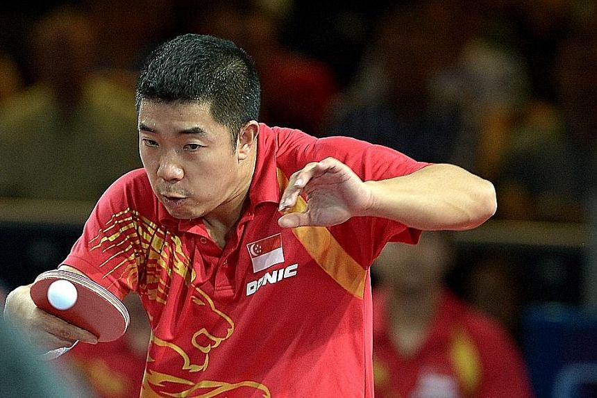 Veteran Zhan Jian is keen on being part of the national coaching team after he recovers.
