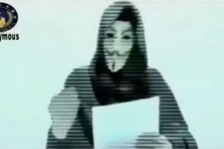 Anonymous Malaysia posted an eight-minute video on its Facebook page on Aug 4, calling for the resignation of Prime Minister Najib Razak.