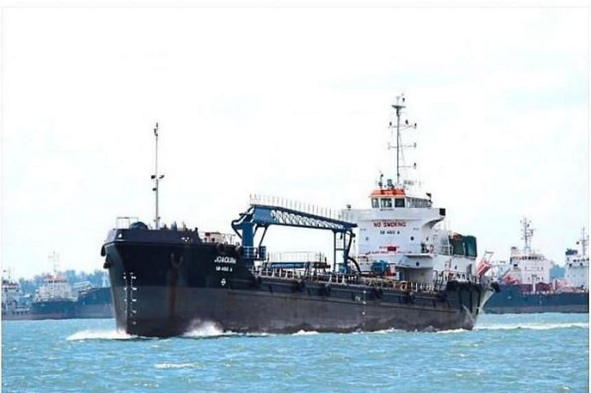 MT Joaquim, which was reported missing last Saturday night and later found near Pulau Rupat, would have its navigation system scrutinised.