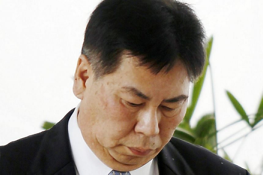 The former chairman and managing director of listed Eastern Holdings, Stephen Tay Thian Boon, was sentenced to 48 months' jail on Wednesday for cheating.