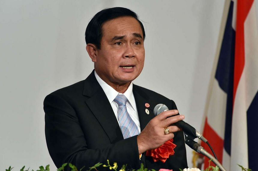 Thai Prime Minister Prayut Chan-o-cha says he may appoint his brother Preecha to be the next chief of army.