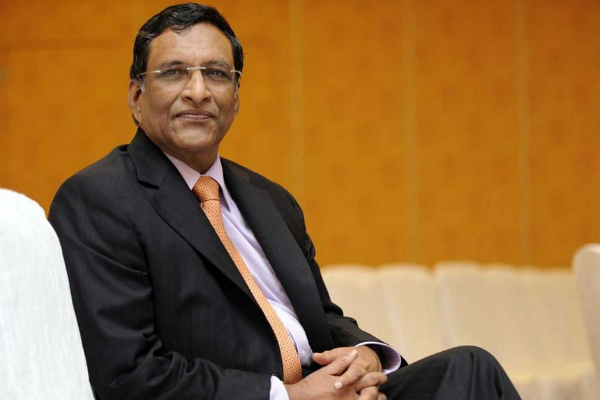 Mr R. Jayachandran, non-executive chairman of local commodities firm Olam International, will retire after 20 years on its board.