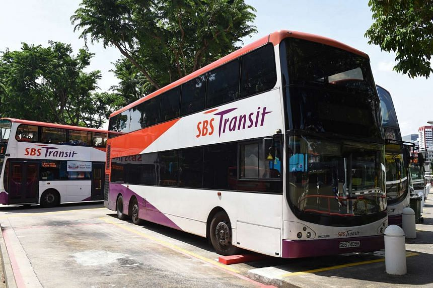 SBS Transit declared an interim dividend of 1.65 cents, up from 1.25 cents last year.