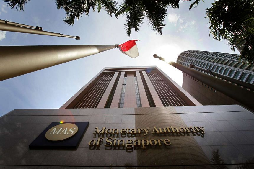 The Monetary Authority of Singapore (MAS) said the Singapore dollar is managed to adjust to short-term market fluctuations.