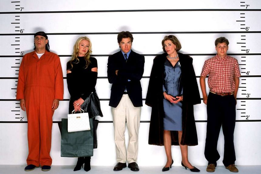 Fans of Arrested Development (above) were only too happy to watch it on streaming sites.