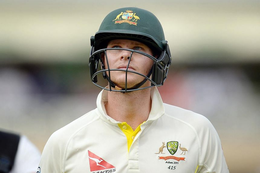 Steve Smith will lead a youthful 15-man squad shorn of fast bowlers.