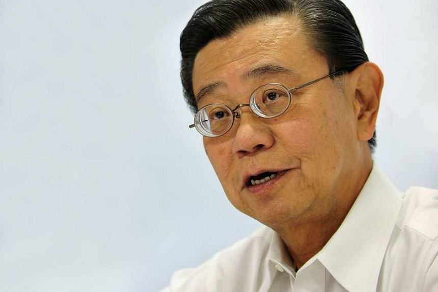 """Mr Wong stressed the need for the Government to """"not abandon things that we have done right""""."""